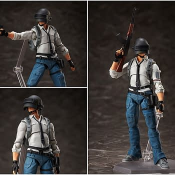PUBG Figure by Good Smile Company Enters the Battleground
