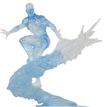 Iceman Is Here from Diamond Select Toys to Cool down Summer