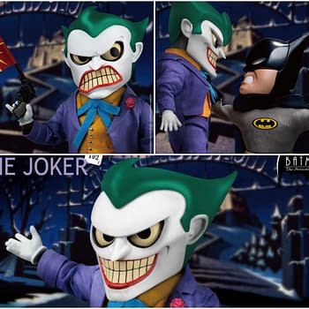 New Animated Joker Figure Is Ready To Destroy Gotham