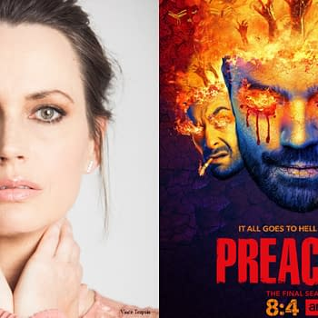 Preacher: JOIN US Julie Ann Emerys Social Media Takeover Hits Bleeding Cool Sunday Night [LIVE-TWEET]