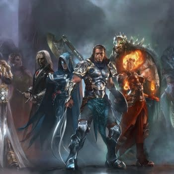Magic: the Gathering Planeswalker line-up