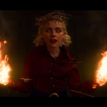 Chilling Adventures of Sabrina EP Aguirre-Sacasa Is Creeping Us Out