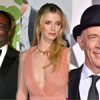 Ghost Draft: Sam Richardson Cast Betty Gilpin J.K. Simmons in Talks