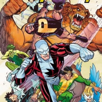 Blame Canada For This 7-Page Preview of Alpha Flight: True North