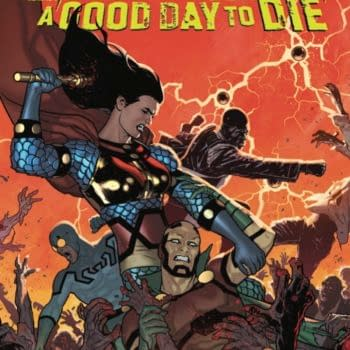 EXCLUSIVE DCeased: A Good Day to Die #1 Preview