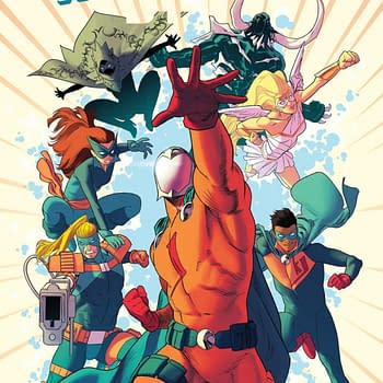 Marvels Runaways Become Doc Justice and the J-Team in November