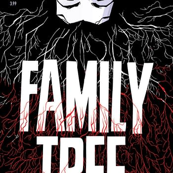Image to Finally Publish Jeff Lemire and Phil Hesters The Family Tree