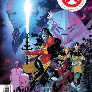 Powers of X #1: Yet Another Post-Apocalyptic Future X-Men Story [X-ual Healing 7-31-19]