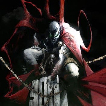 Image Reveals Jason Shawn Alexanders Cover for Spawn #300