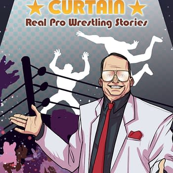 Author of IDW Wrestling Comic Jim Cornette Says Women Should Spend More Time in the Kitchen
