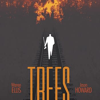 5 Pages From Warren Ellis and Jason Howards Trees: Three Fates #1