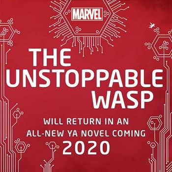 More Details for Sam Maggs As-Yet-Untitled Unstoppable Wasp Young Adult Novel for 2020