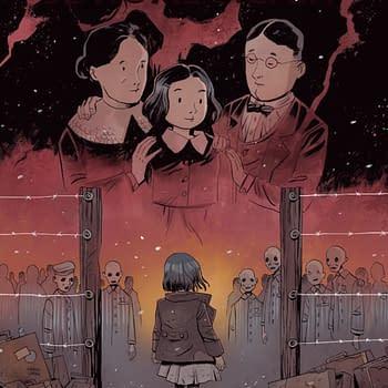 Dark Horse Brings Swedish Holocaust Comic Well Soon Be Home Again to America