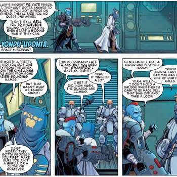 Yondus Plan for the Space Prison-Industrial Complex in Future Foundation #1 [Preview]