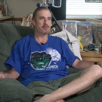 Robert Letscher of Phoenix, Arizona, Selling Signed X-Men Comics to Pay For Cancer Treatment