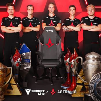 Secretlab Announces New Partnership With CS:GO Team Astralis