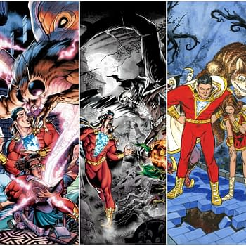 LATE: Shazam #7 Now 14 Weeks Late&#8230