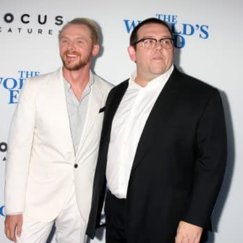 """""""Truth Seekers"""": Amazon Busts Nick Frost, Simon Pegg for Comedy-Horror Series"""
