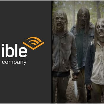 Skybound Entertainment Audible Sign Multi-Year Exclusive Audio Drama Deal