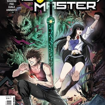 Whats in the Box Sword Master #2 [Preview]