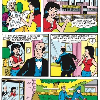 Finally Archie and Jughead Weigh in on Carbon Emissions