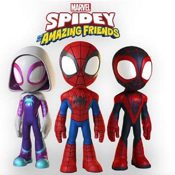 Marvels Spidey and His Amazing Friends: Disney Junior Lands New Animated Series