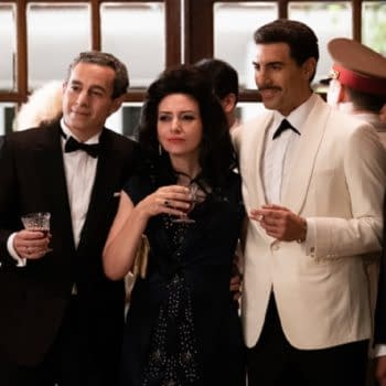 """""""The Spy"""": Netflix Exposes Sacha Baron Cohen Limited Series This September; First-Look Images Released [PREVIEW]"""