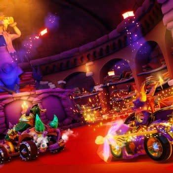 "Spyro the Dragon will Appear in ""Crash Team Racing Nitro-Fueled""'s Grand Prix"