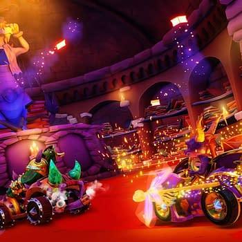 Spyro the Dragon to Join Crash Team Racing Nitro-Fueled