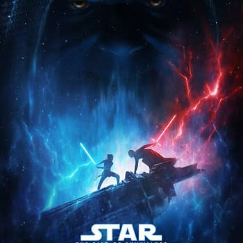 Star Wars: Rise of Skywalker Poster Released at D23
