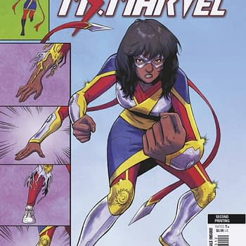 Marvel Comics Second and Third Printings for September 11th