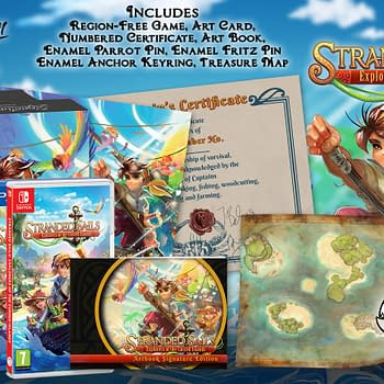 Stranded Sails Signature Edition Starts Taking Pre-Orders