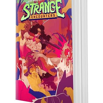 Strange Encounters a New Anthology from Team Behind Puerto Rico Strong Now on Kickstarter