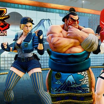 Street Fighter V Reveals Three New Characters Coming On August 4th