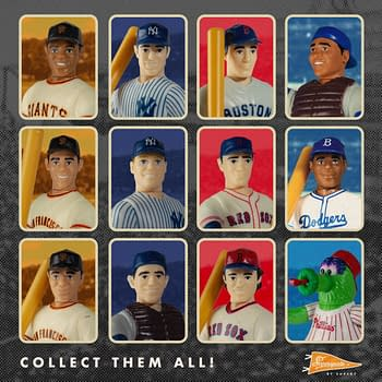 MLB Fans: the Super7 Supersports ReAction Line is Now Available