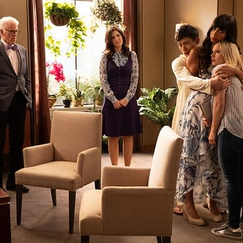 The Good Place Season 4 Episode 1 A Girl From Arizona: Strong Opener Finds The Bad Place Playing to Win [SPOILER REVIEW]
