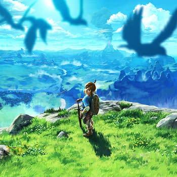 The Legend Of Zelda: Breath Of The Wild Best Selling Zelda Game In U.S.
