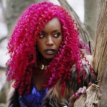 Titans Season 2: Anna Diop Previews Starfires New Look [VIDEO]