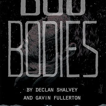 Declan Shalvey and Gavin Fullertons New Graphic Novel Bog Bodies Announced at WorldCon