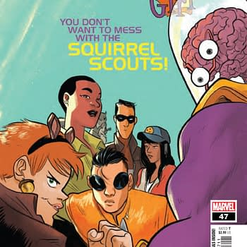 What Happened to Brain Drain in Unbeatable Squirrel Girl #47 [Preview]
