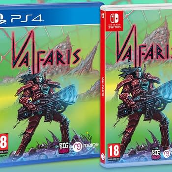 Valfaris Physical Edition Coming To Nintendo Switch &#038 PS4