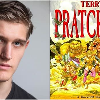 The Watch: Adam Hugill Set as Carrot in BBC Americas Discworld Adapt