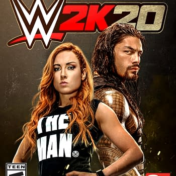 2K Sports Reveals WWE 2K20 Cover Art And Trailers