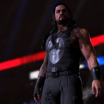 WWE 2K20 Shows Off The New Towers Mode With Roman Reigns