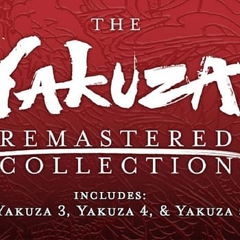 SEGA Announces The Yakuza Remastered Collection