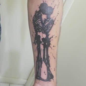 Hiroshima Lovers as a Watchmen Tattoo