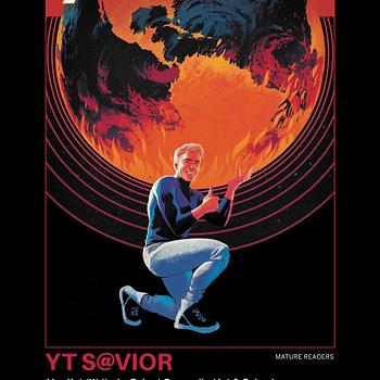 Ales Kots Savior Gets a Name Change to YT S@vior for AWA