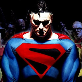 Crisis Management: First Image of Brandon Rouths Kingdom Come Superman Released