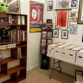 WatchWorks Comics of Mocksville North Carolina Closed