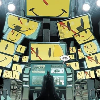 Back to Watchmen and Batman With Tom King